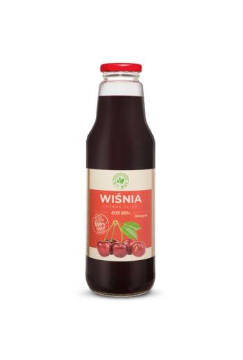 Cherry juice 750ml /Sok wiśnia 100 %  750ml MyWay