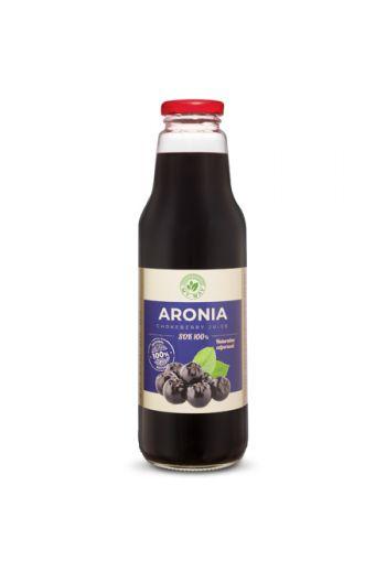 Chokeberry juice 100% / Sok z aronii 100% 750 ml My Way