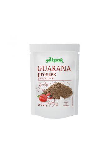 GUARANA POWDER 200G / GUARANA PROSZEK 200G (qnt in box 8)/WITPAK