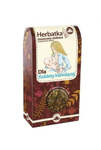 Tea for nursing woman 100g/Herbatka owocowo-ziołowa DLA KOBIETY KARMIĄCEJ 100g