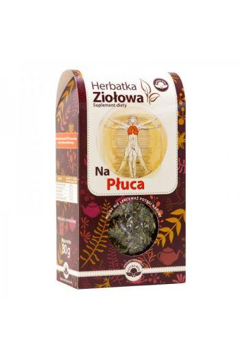 Tea Supports Lungs 80g /Herbata ziołowa NA PŁUCA 80g