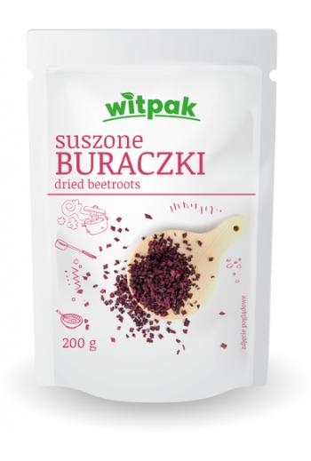 Dried beetroot 200g /Buraczki suszone 200g WITPAK