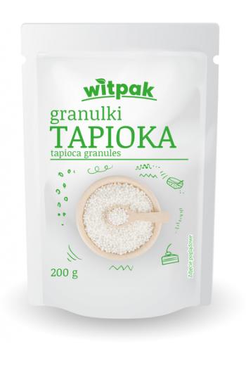 Tapioca granules 200g /Tapioka granulki 200g