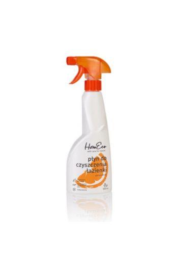 Bathroom cleaning liquid 0,5l (sprayer) /  Płyn do czyszczenia łazienki 0,5l (rozpylacz)