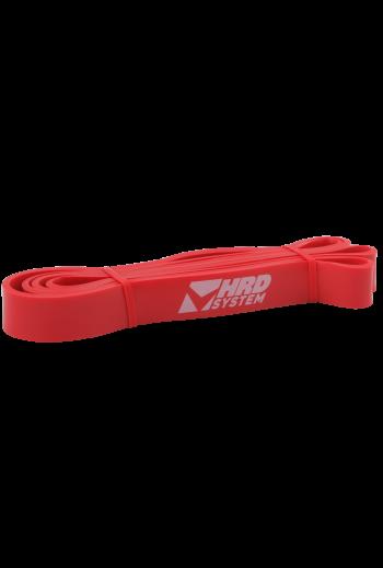 Resistance Band red /  Guma do ćwiczeń rozmiar 2080mm x 4,5mm x 29mm Czerwona