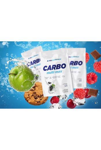 CARBO MULTI MAX – 1000G / AN / ALL FLAVOURS