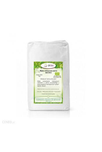 Organic spelt flour 1kg / Mąka orkiszowa bio 1kg