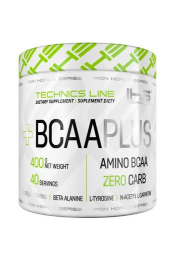 IHS BCAA plus 400g pomegranate / 04.07.2019