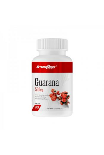 Guarana 500mg 90 tab / Ironflex
