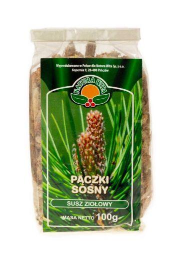 Pine buds 100g /Pączki sosny susz ziołowy 100g