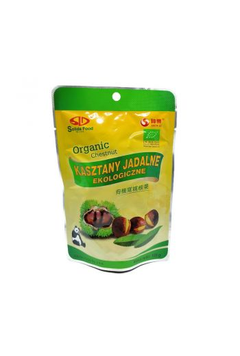 Organic chestnut/ Kasztany jadalne ekologiczne 100g