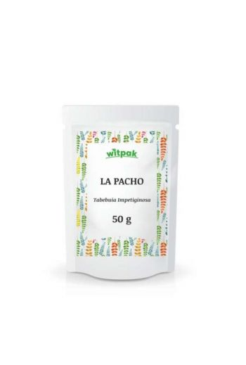 LA PACHO 50G  (qnt in box 10)/WITPAK