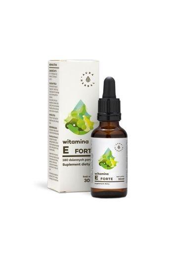 Vitamin E forte 30ml Aura Herbals
