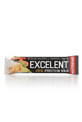 Nutrend Excelent Protein Bar 85g -Lime - Papaya