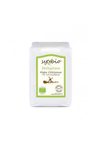 Ekologiczna mąka orkiszowa typ 750 chlebowa 1kg