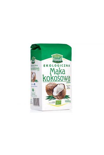 Organic coconut flour 1kg / Ekologiczna mąka kokosowa 1kg