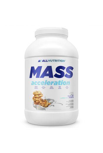 Mass acceleration 6kg-Cookies / AN