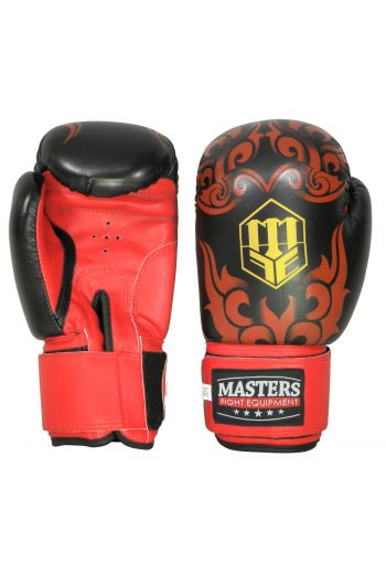 Rękawice bokserskie Masters 8 oz