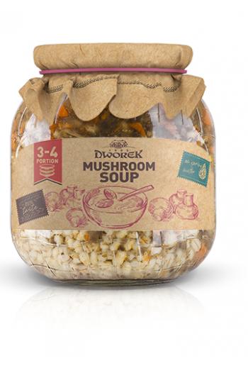 Mushroom soup 720ml / Zupa pieczarkowa 720ml