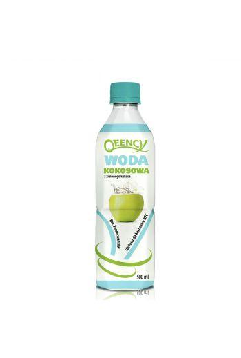 Qeency woda kokosowa 0,5l