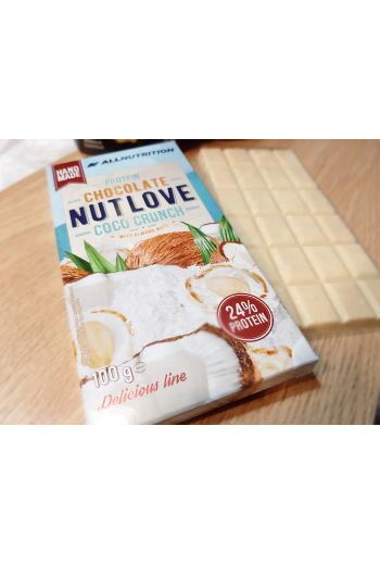 ALLNUTRITION PROTEIN CHOCOLATE NUTLOVE 100g