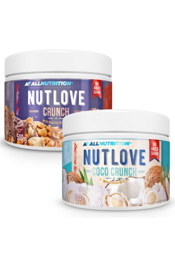 NutLove Coconut Crunch with Almonds