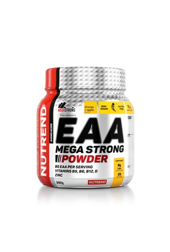 Nutrend EAA Mega Strong Powder 300g orange-apple