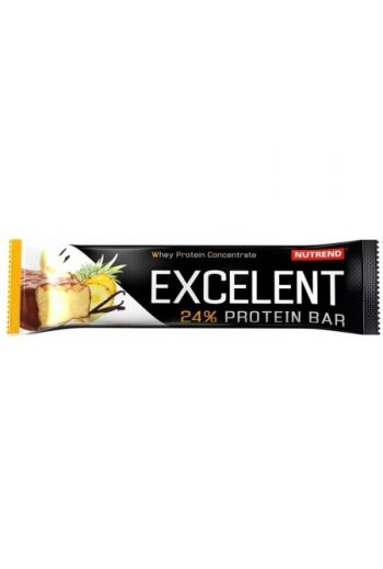 Nutrend Excelent Protein Bar 85g -Pineapple