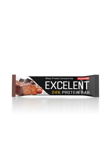 Nutrend Excelent Protein Bar 85g -Chocolate - Nuts