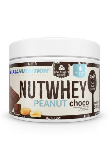 Nutwhey Peanut chocolate 500g / AN