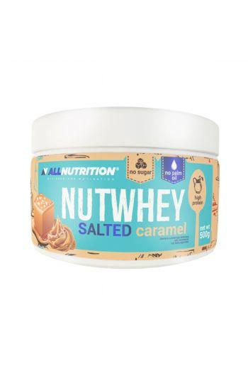 Nutwhey salted caramel 500g / AN