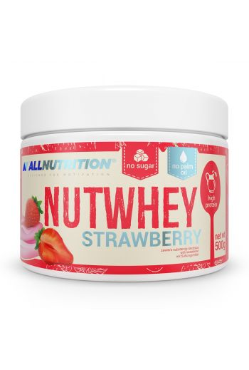 Nutwhey Strawberry 500g / AN