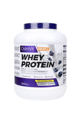 Whey Protein 2000g Blueberry  /OV