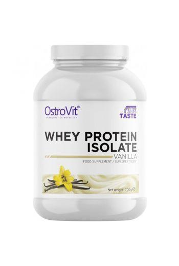 OstroVit Whey protein isolate vanilla flavor 700g