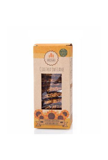 Oatmeal cookies with sunflower seeds / Ciastka z słonecznikiem 150g