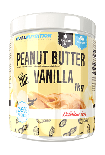 Peanut Butter+WPC 1kg vanilla delicious line /AN 08.2019