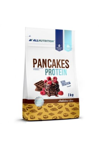 Pancakes protein 1 kg delicious line -Vanilla