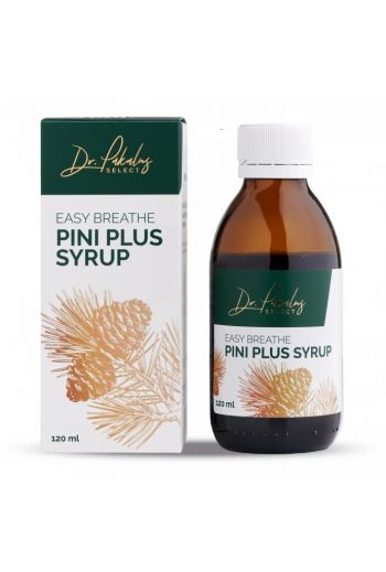 Pini Plus Syrup 120ml  / Pini Plus Syrop na kaszel 120ml
