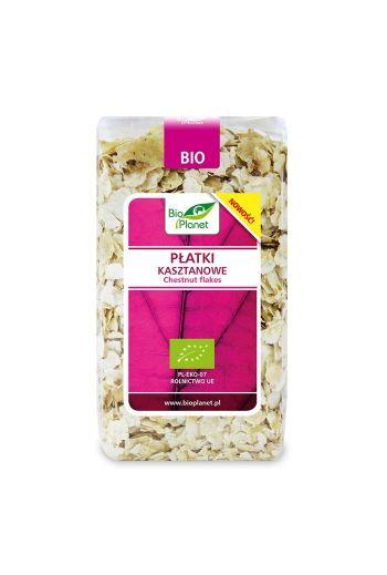 Bio chestnut flakes /Bio Płatki Kasztanowe 300g