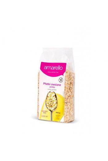 Oat Flakes JUMBO Gluten-free 400g  / Płatki Owsiane JUMBO Bezglutenowe 400g