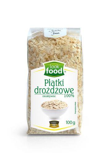 Inactive yeast flakes 100% 100g / Płatki nieaktywne 100% 100g
