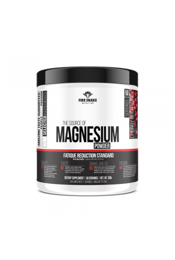Magnesium powder 300g - cherry  09.2019