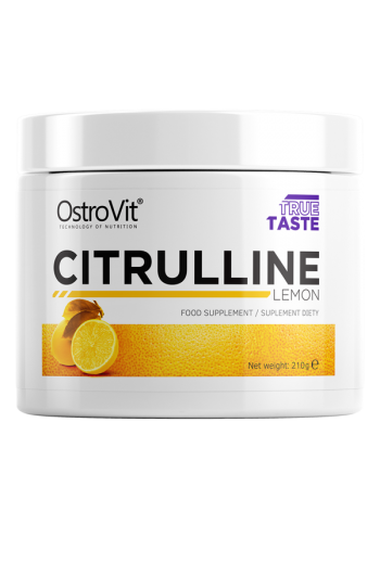 Citrulline 210 g  -Lemon