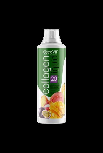 Collagen liquid fruit flavour / Kolagen w płynie o smaku owocowym 500ml