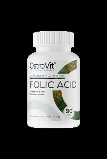 Folic acid 90 caps /OV