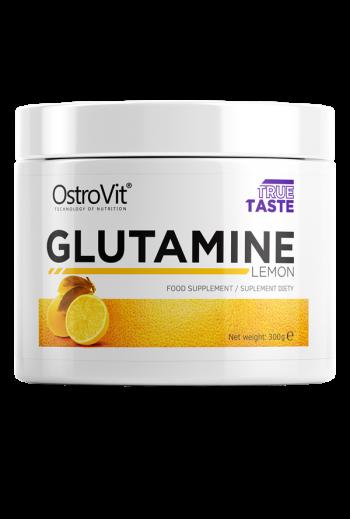 GLUTAMINE 300 G-Lemon /OV