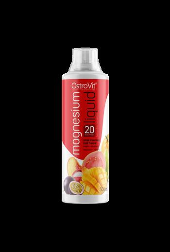 Magnesium liquid fruit flavour / Magnez w płynie o smaku owocowym 500ml