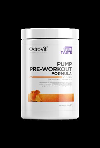 PUMP Pre-Workout Formula 500 g /OV