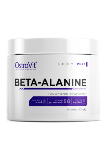 Beta-Alanine 200g-Natural