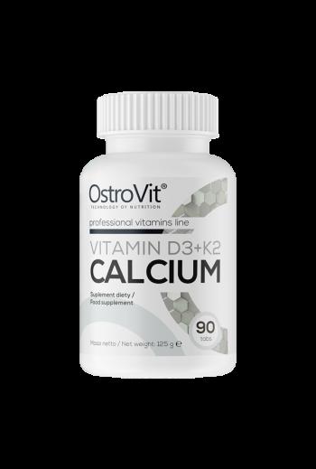 Vitamin D3 + K2 + Calcium 90 tabs /OV